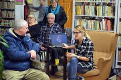 22.11.2016 r. Spotkanie autorskie z Małgorzatą Szumską