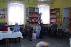 Aktywni seniorzy spotkanie