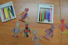 Dzieci w bibliotece  08-10-2014